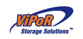 ViPoR Storage Solutions Logo