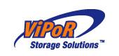 ViPoR Storage Solutions Logo